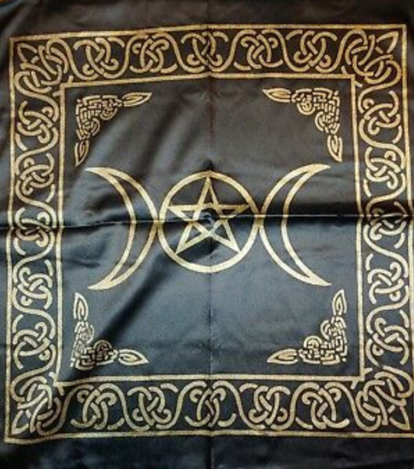 Blaccwidow Altar: Blessed Altar Cloth