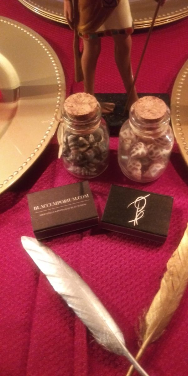 Blaccwidow Boosters: Magick Boost Matches