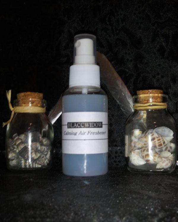 Blaccwidow Cleansing: Calming Air Freshener
